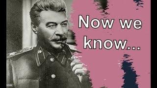 2017 KGB FILES DECLASSIFIED: Churchill killed Stalin