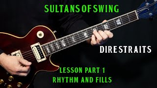 """how to play """"Sultans Of Swing"""" on guitar by Dire Straits 