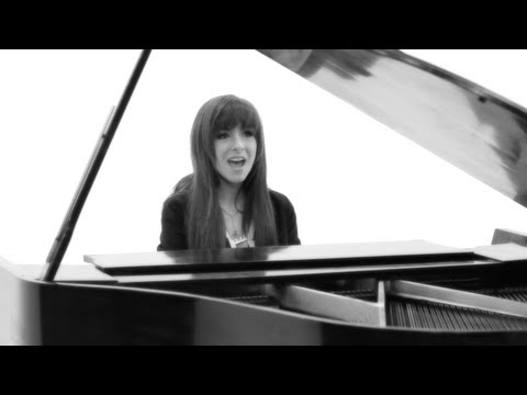 """Me Singing - """"Stay"""" by Rihanna - Christina Grimmie Cover"""