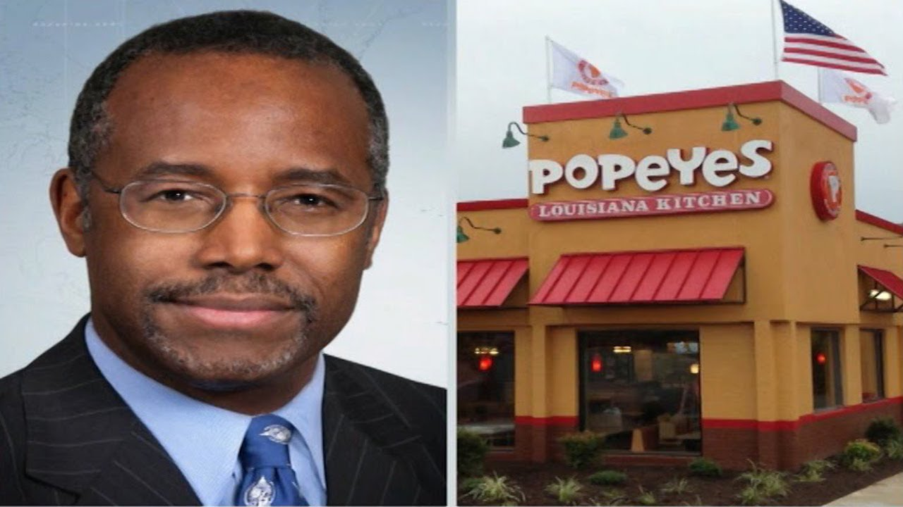 Did Ben Carson Really Get Held Up At Popeyes? thumbnail