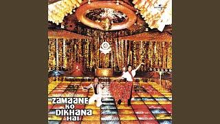"""Puchho Na Yaar Kya Hua (From """"Zamaane Ko Dikhana Hai"""