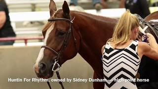 2018 AQHA Youth World Cup Show 2 and Overall Results
