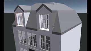 HomeIdea3d Mansard Roof