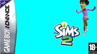 The Sims 2 (Gameboy) Playthrough Deel 3 - Strip Poker
