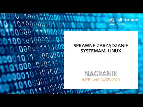 Sprawne zarządzanie systemami Linux
