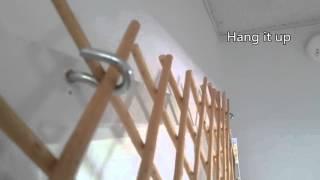 Catify My Home - Trellis Screen Door