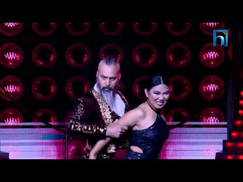 Prashant Tamrakar & Swoyatna Yonjan  | DWTS | Performance clip (9th week Saturday) |