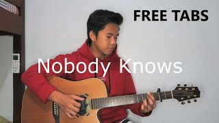 Nobody Knows   Russ(cover)