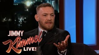 Conor McGregor on Beginning His Career