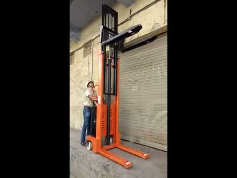 Semi Electric Stacker DC
