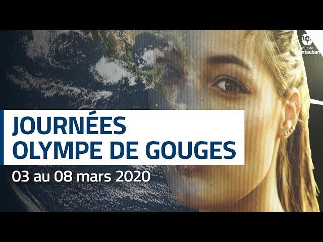 Journées Olympe de Gouges