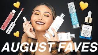 AUGUST BEAUTY FAVORITES 2018 | Roxette Arisa