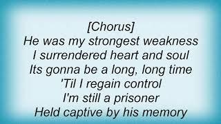 Wynonna Judd - My Strongest Weakness Lyrics
