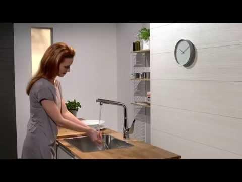 Смеситель для кухни Hansgrohe Talis Select S (72820000) 3
