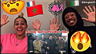 SOOLKING   GUERILLA #PlaneteRap REACTION 🇲🇦🔥🇩🇿🇫🇷 'FRENCH MUSIC' OFFICIAL VIDEO WATCH!
