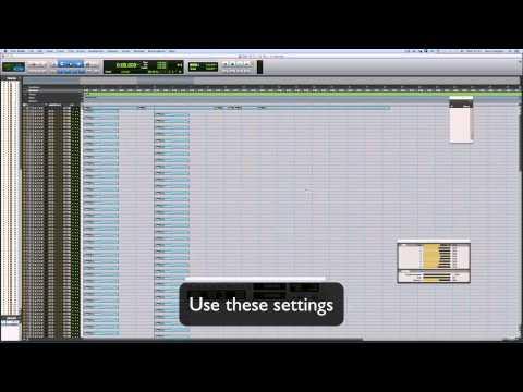 Pro Tools 11 Virtual Instrument Handling Test