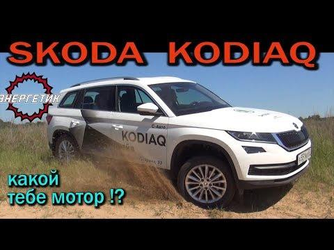 Шкода Кодиак: новый Skoda Kodiaq 2021: цена, фото, комплектации.