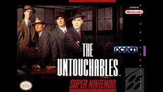 Is The Untouchables [SNES] Worth Playing Today? - SNESdrunk