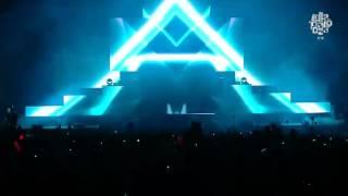Calvin Harris @ Lollapalooza Chile 2015 (Full Set)