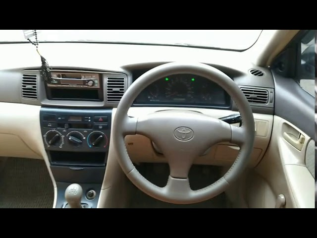 Toyota Corolla 2.0D Saloon 2005 for Sale in Lahore