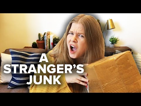 I Bought A Stranger's Junk Drawer From Ebay