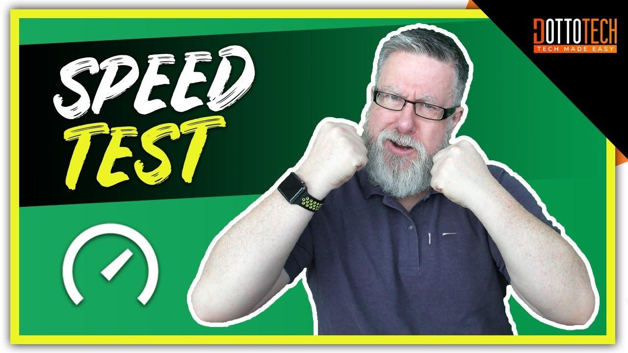 Easy Speed Test