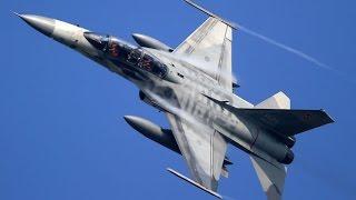 挑戰新聞軍事精華版--買不到F-16 C/D ,空軍決定自製第三代戰機!