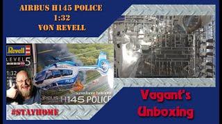 Airbus H145 Police 1/32 von Revell, Vagants Unboxing