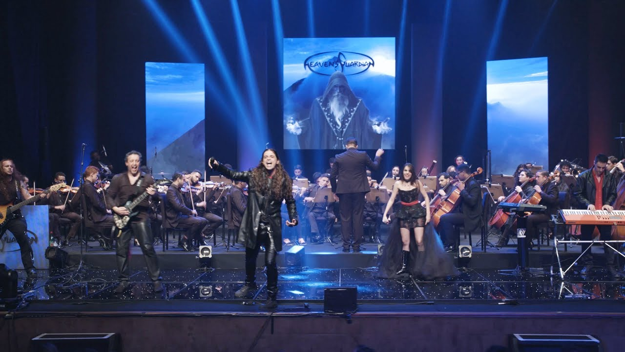 """Neverland"" performed by Heaven's Guardian & Youth Symphonic Orchestra of Goiás."