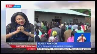 How gunshots disrupted happy moments during Joy Doreen Biira's celebrations