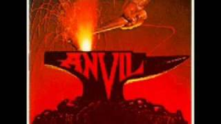 Anvil - Paint it Black (Rolling Stones cover).wmv