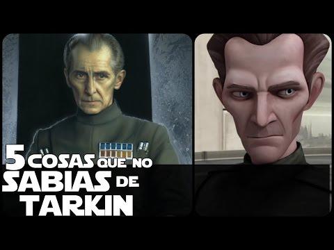 Star Wars 5 Cosas Que No Sabias De Tarkin