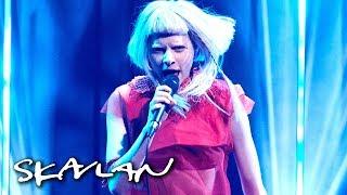 Aurora Performs «Animal» | SVTTV 2Skavlan