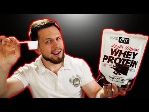 Сколько тебя сыпать? Lite Digest Protein. Обзор протеина от QNT