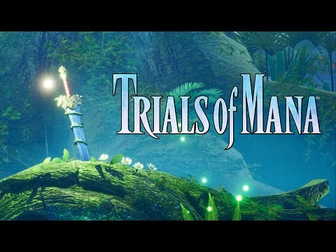 Trials of Mana | Teaser Trailer (Closed Captions) thumbnail