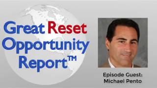 Michael Pento describes the great economic reset and coming currency collapse