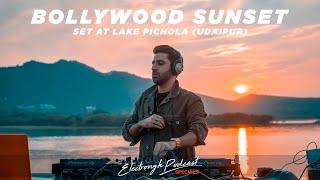 Dj Nyk Bollywood Sunset Set At Lake Pichola Udaipur Electronyk