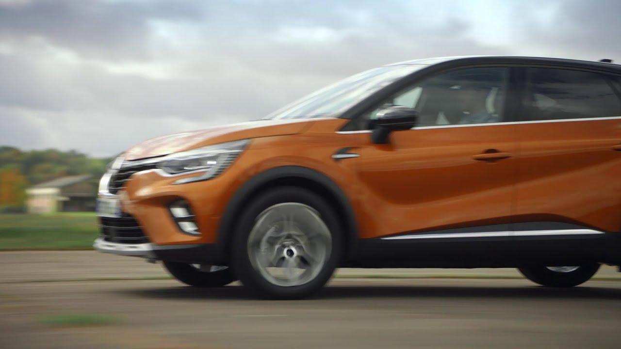 Der Renault CAPTUR im Überblick