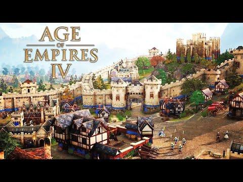 《世紀帝國4》公開實機遊玩畫面