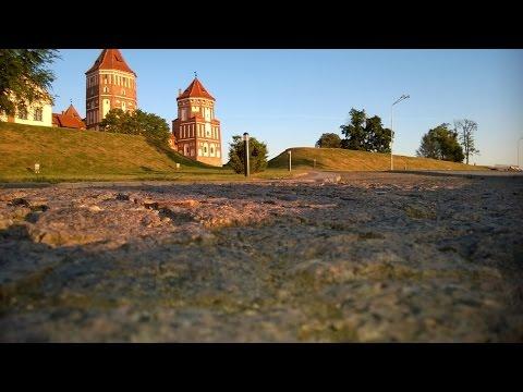 Мирский замок.Чудеса Республики Беларусь