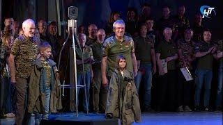 Военно-патриотический клуб «Сокол» отметил полувековой юбилей