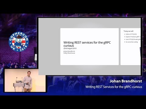gRPC-Gateway presentation
