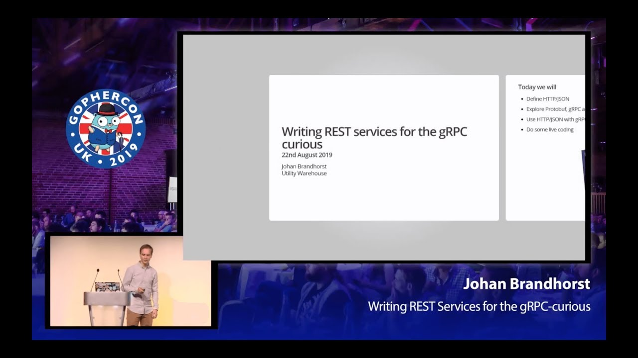 Writing REST Services for the gRPC curious