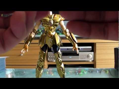 4am - Bandai Saint Seiya Myth Cloth EX Scorpio Milo Assembly + Review