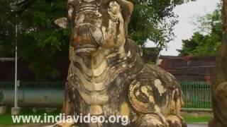 Kanchipuram Kailashanathar Temple