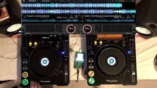 PioneerCDJ-1000mk3+RekordboxDj