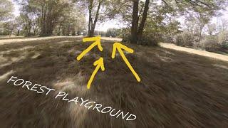 Having fun in the woods - fpv (vlog?)