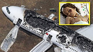 How Just One Girl Survived A Plane Crash