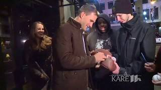 Kirk Cousins leaves Capital Grille