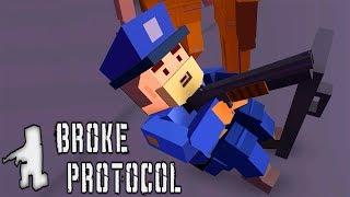 БЕСПЛАТНАЯ КВАДРАТНАЯ ГТА ► Broke Protocol